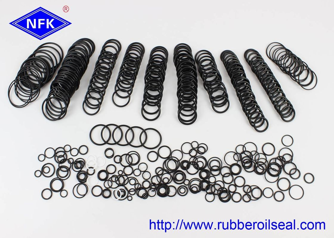Excavator Control Valve Seal Kit KOBELCO SK350-6 Wear Resistant NBR Materials Long Lifespan
