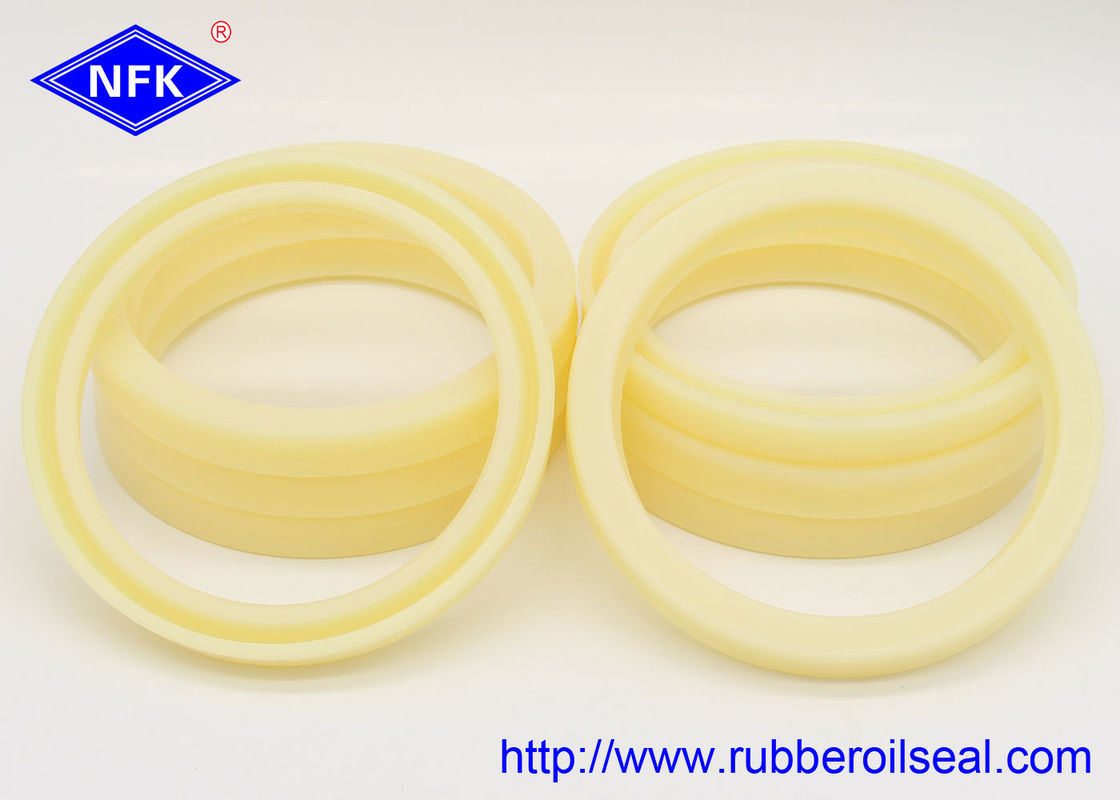 Rotary Pump Shaft Pneumatic Rod Seals 35 Mpa Stress FU0857-F0 FU0857-F3 IDI